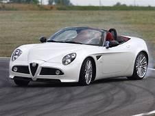 Cars Library Alfa Romeo 8C Spider