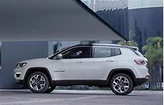 2017 Jeep Compass Revealed Looks Like A Smaller Grand