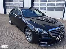 Mercedes 2018 S 560 4matic Amg Line
