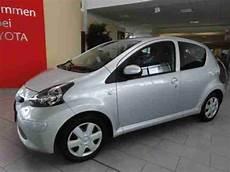 Toyota Aygo Automatik City Klima Tolle Angebote In Toyota