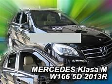mercedes geländewagen 2015 heck windabweiser f 252 r mercedes gle klasse w166 2015