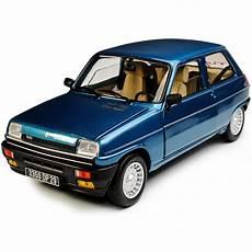 Renault 5 R5 Alpine Turbo Blau 1 Generation 1972 1984 1
