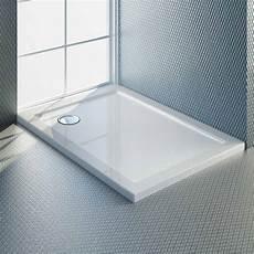 receveur plateau bac 80x100 cm blanc acrylique