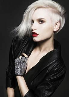 haircut short on one side long on the other hot new medium layered hair styles
