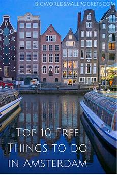 free things to do in amsterdam big world small pockets