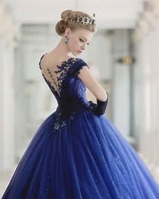 Robe De Mariee Bleu
