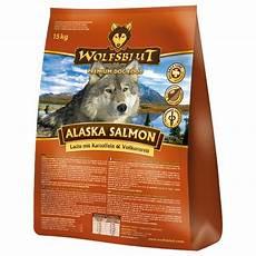 wolfsblut alaska salmon 15 kg g 252 nstig bei tiershop de