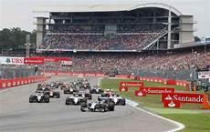 Formel 1 2015 Findet Der Gp Deutschland In Hockenheim