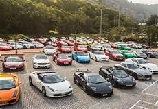 Most Extravagant Car Parking Spaces