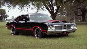 Seriously Cool 1970 Oldsmobile Cutlass 442 W 30  Vintage