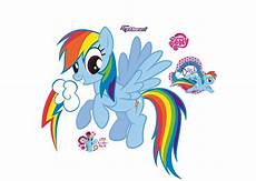 My Pony Malvorlagen Rainbow Dash Rainbow Dash Wall Decal Shop Fathead 174 For My Pony
