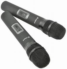 Chord Ru2 H Dual Handheld Uhf Microphone System Djkit