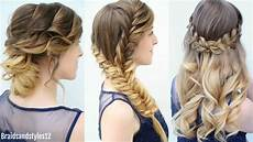 3 graduation hairstyles to wear your cap formal