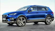 2019 Blue Seat Tarraco Family Suv