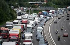 Record 745 000 Traffic Jams On Germany S Autobahn Last
