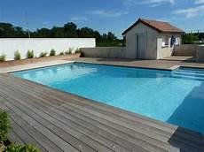 plage de piscine bardage bois ext 233 rieur am 233 nagement ext 233 rieur bois