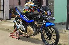 Satria Fu Modif Road Race by Foto Motor Satria Fu 2018 Modifikasi Otto Modifikasi