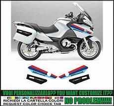 kit adesivi stickers compatibili r 1200 rt 2010 2013 bmw motorrad ebay