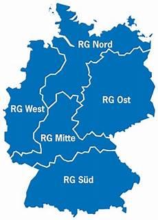 nord west süd ost hzd regionalgruppen