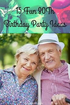 15 Spa 223 80 Geburtstagsfeier Ideen Funattic 2020