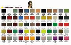 fine coat paint color chart awesome paint color chart