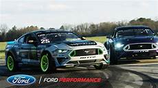 the 2018 ford mustang rtr team formula drift reveal