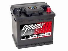 batterie exide dynamic 12v 44ah 360a batterie auto