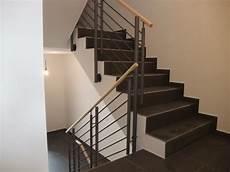 treppengeländer innen modern gel 228 nder modern metallbau thiel