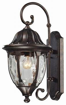 elk lighting 45003 1 glendale one light outdoor wall