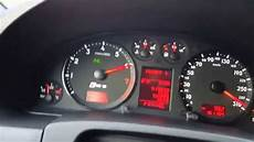 audi rs6 4b 320km h top speed on german autobahn