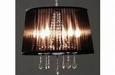 suspension luminaire baroque lustre baroque cosy noir lustres suspensions pas cher