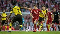 Bundesliga Bayern Munich Vs Borussia Dortmund How Do