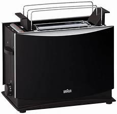 toaster schwarz braun ht450 toaster schwarz toasters computeruniverse