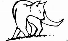 Malvorlagen Tiere Fuchs Suchender Fuchs Ausmalbild Malvorlage Tiere