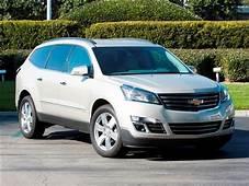 12 Best Family Cars 2014 Chevrolet Traverse  Kelley Blue