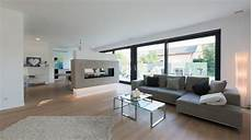 offener küchen wohnbereich moderner wohnraum malec innenausbau