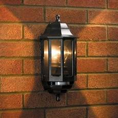 coach half lantern pir lighting outdoor wall lighting wall lights coach lights