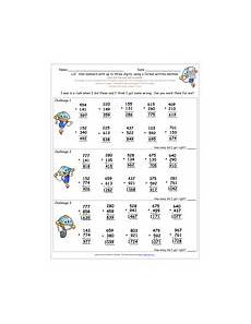 y3 formal written addition of 3 digit numbers spot my mistakes teaching resources