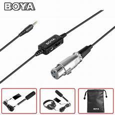 Boya Microphone Adapter Cable Iphone by Boya By Bca6 Microphone Adapter Cable 3 5mm Stereo