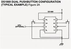 Digital Potentiometer Circuit Using Ic Ds1869 Circuit