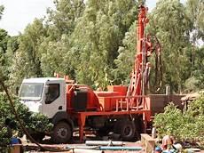 Machine De Forage Sur Camion 4x4 S700cm Stenuick