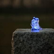 Beleuchtung Für Springbrunnen - led ring beleuchtung blau f 252 r springbrunnen quellstein set
