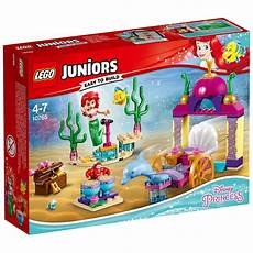 lego friends ariel s underwater concert construction
