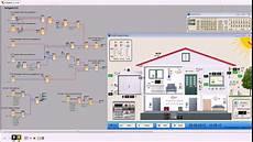 virtuelles anlagenmodell quot smart home quot f 252 r siemens logo
