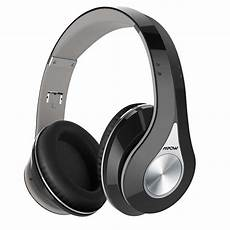 mpow bluetooth ear headphones dudeiwantthat