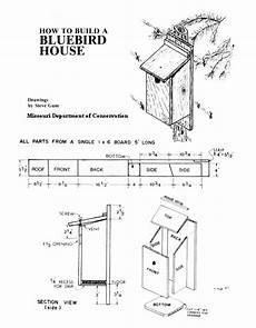 how to build a bluebird house plans twin bridges nature resort bird houses craig s post