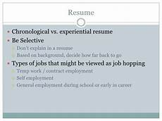 say what addressing the gap in employment