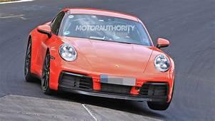 2020 Porsche 911 Spy Shots And Video