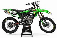 Kawasaki Kx Kxf 125 250 450 Motocross Mx Graphics Kit