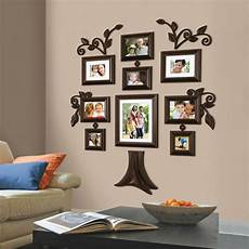 family tree collage photo picture frame wall art